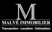 LogoMalve immobilier