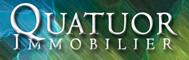 Logo Quatuor immobilier