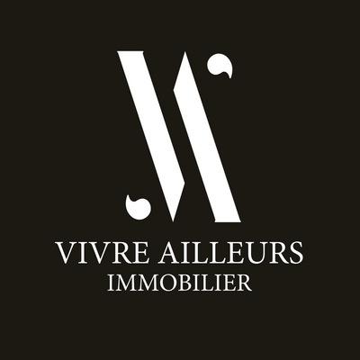 Logo VIVRE AILLEURS IMMOBILIER