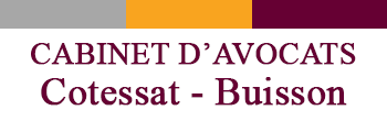 LogoCabinet Cotessat - Buisson