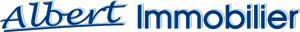 Logo Albert immobiler