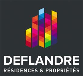 Logo DEFLANDRE Résidences & Propriétés