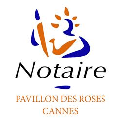 LogoEtude notaires pavillon des roses cannes