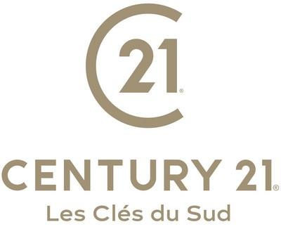Logo CENTURY 21 LES CLES DU SUD