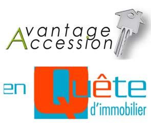 LogoAVANTAGE ACCESSION/EN QUETE D'IMMOBILIER