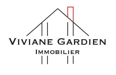 LogoViviane Gardien Immobilier