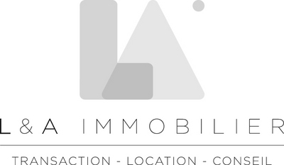 Logo L&A IMMOBILIER