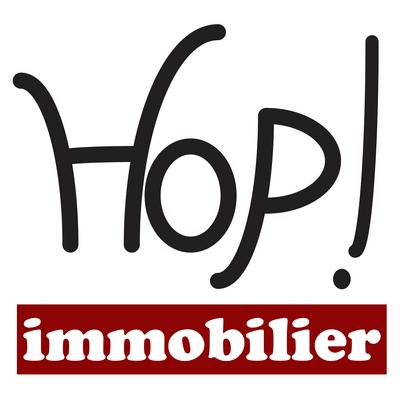 Logo Hop! immobilier