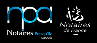 Logo NOTAIRES PRESQU ILE ASSOCIES
