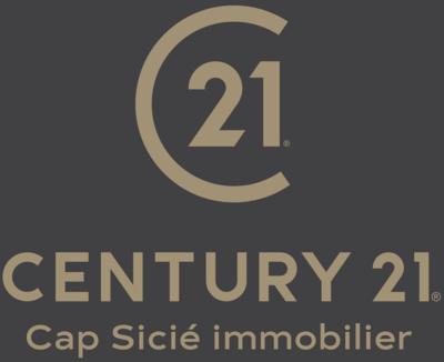 LogoCentury 21 Cap Sicie immobilier