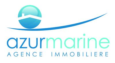 LogoAzur Marine Agence Immobilier