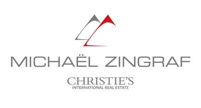 Logo MICHAËL ZINGRAF CHRISTIE'S INTERNATIONAL REAL ESTATE SAINT-PAUL DE VENCE