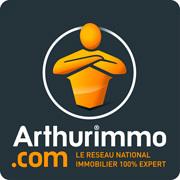 LogoArthurimmo.com Arcachon
