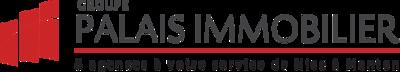 LogoGroupe Palais immobilier - Fabron