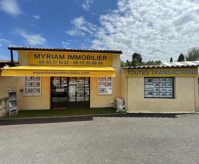 Logo Myriam immobilier