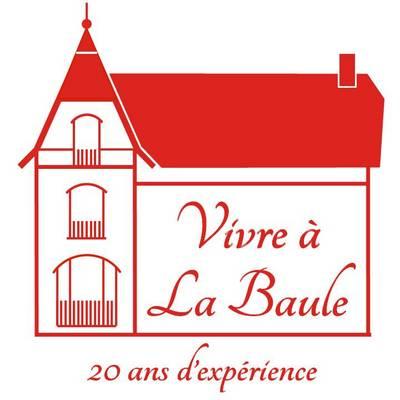 Logo AGENCE VIVRE A LA BAULE