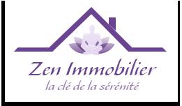 LogoZEN IMMOBILIER