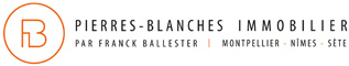 LogoPierres blanches immobilier