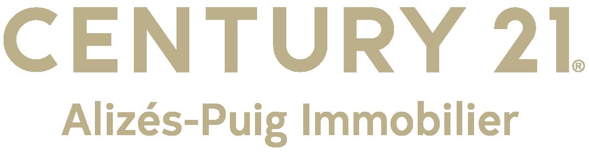 Logo Century 21 Alizés - Puig immobilier