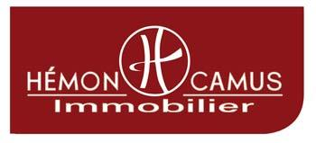 Logo HEMON CAMUS IMMOBILIER ST-THERESE