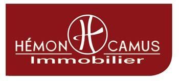 Logo HEMON CAMUS IMMOBILIER - HÔTEL DE VILLE