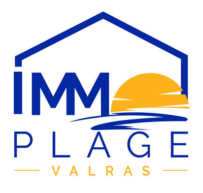 Logo Cimm Immobilier Valras Plage
