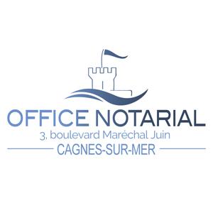 LogoOffice notarial de Cagnes sur mer