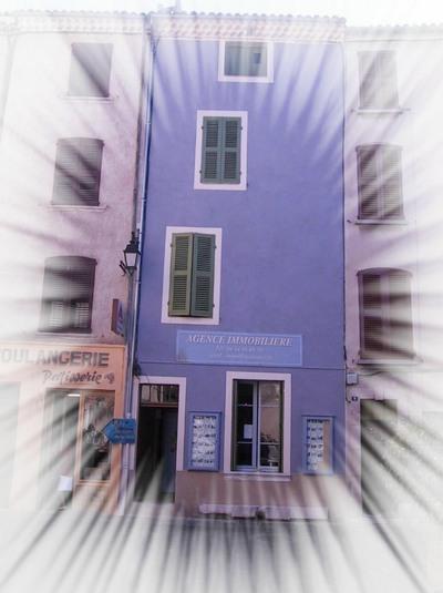LogoL'agence Bleue