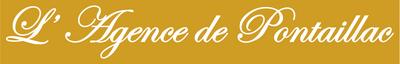 Logo L'Agence de PONTAILLAC