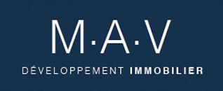 Logo M.A.V DEVELOPPEMENT IMMOBILIER