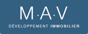 Logo M.A.V DEVELOPPEMENT IMMOBILIER