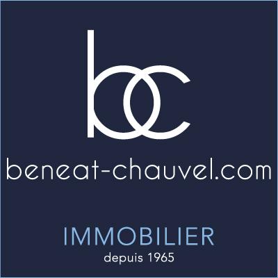 LogoAGENCE IMMOBILIERE BENEAT CHAUVEL