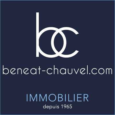 LogoAGENCE IMMOBILIERE BENEAT CHAUVEL