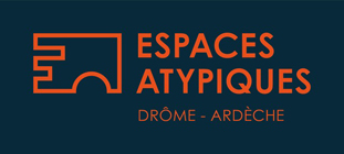 Logo ESPACES ATYPIQUES DROME-ARDECHE