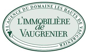 Logo L'IMMOBILIÈRE DE VAUGRENIER