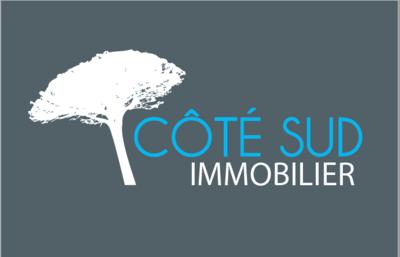 LogoCÔTÉ SUD IMMOBILIER - Lorgues / Sainte Maxime