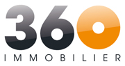 Logo360° IMMOBILIER