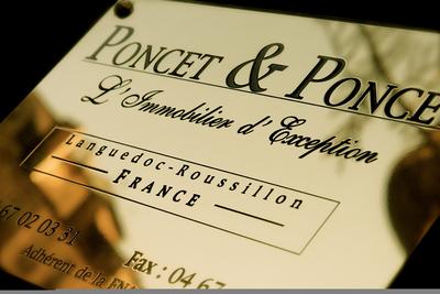 LogoPONCET & PONCET