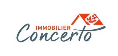 LogoCONCERTO Côte d'Azur Immobilier