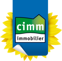 LogoCIMM IMMOBILIER - CHABEUIL