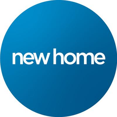 Logo NEW HOME