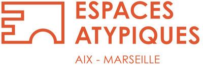 Logo ESPACES ATYPIQUES AIX-MARSEILLE