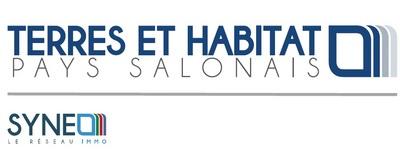LogoTERRES ET HABITAT - PAYS SALONAIS