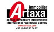 Logo ARTAXA IMMO
