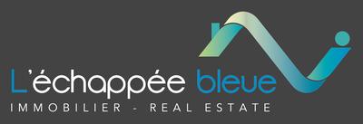LogoL'ÉCHAPPÉE BLEUE IMMOBILIER