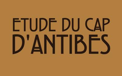 LogoETUDE DU CAP D'ANTIBES