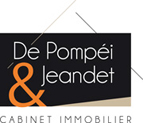 LogoCABINET IMMOBILIER DE POMPEI & JEANDET
