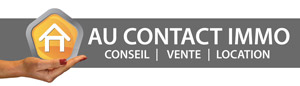Logo AGENCE AU CONTACT IMMO