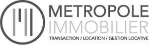Logo MÉTROPOLE IMMOBILIER