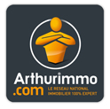 LogoARTHURIMMO.com